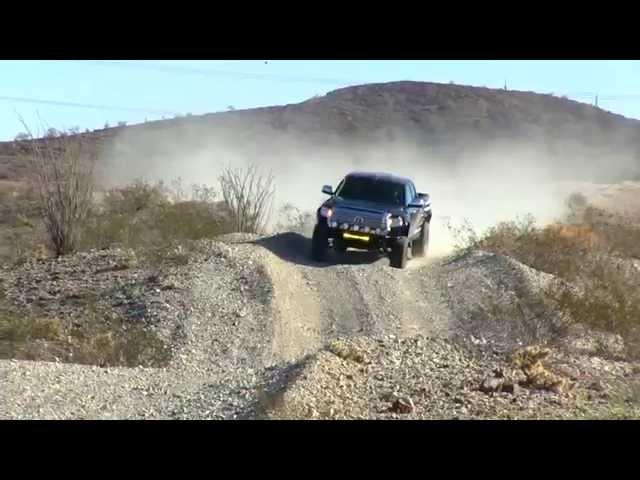 SDHQ Built Supercharged Long Travel Toyota Tundra TRD