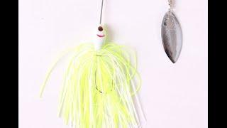 видео Спиннербейт » Сайт о рыбалке для начинающих