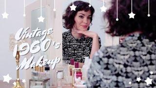 Vintage 1960's Makeup // LaMadelynn