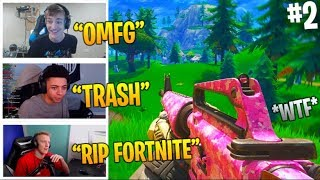 STREAMERS React to BLACKOUT TRAILER - Daily Call of Duty Black Ops 4 Funny & WTF Moments Ep.2