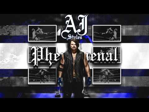 AJ Styles's Theme -