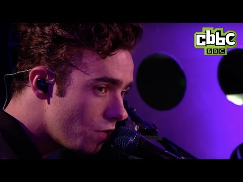Nathan Sykes 'Over And Over Again' live on CBBC