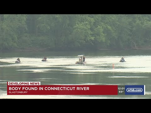 Video: Body Pulled From CT River In Glastonbury