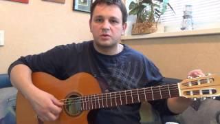 Урок 1. Как научиться настраивать гитару.