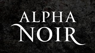 Moonspell - Alpha Noir (lyrics video)