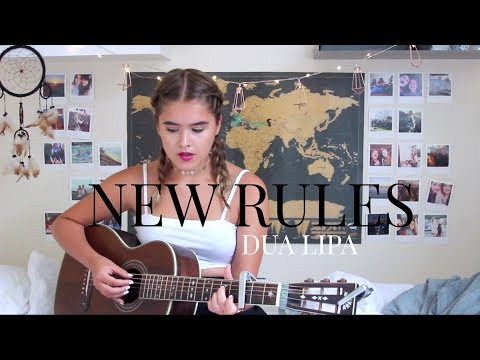 New Rules - Dua Lipa / Cover by Jodie Mellor