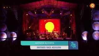 Av. Alcorta - Raúl Aguilera  #MeQuedoAquí Homenaje a Cerati