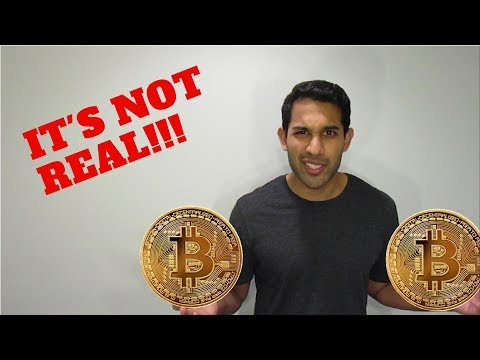 Why Bitcoin Is A FAKE Currency