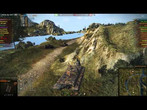 E 50 Aust M/ vs IS4 AMX50120 IS7