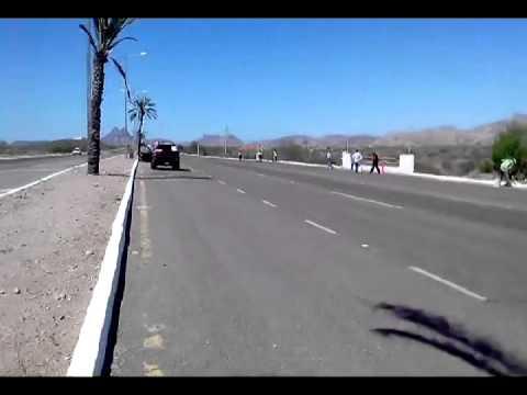 Campaña Yo Soy Guaymas En San Carlos