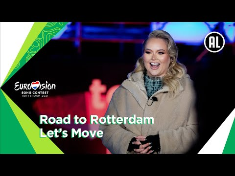 Nikkie de Jager: ?I Love Autocue? | Road to Rotterdam Eurovision 2021