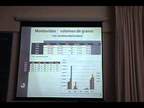 II Jornadas Latinoamericanas Hidrovías y Puertos - Roberto Mérola