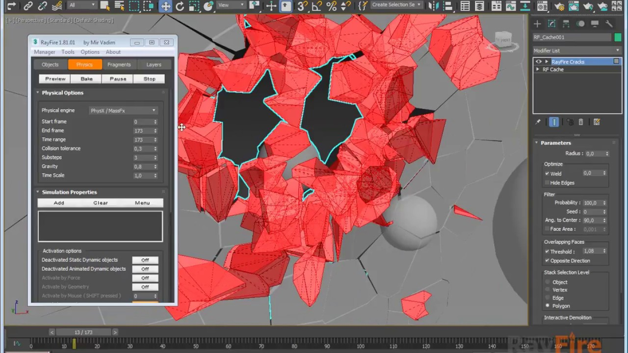 rayfire for 3ds max 2012 free download