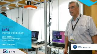 5G PPP IoRL EuCNC 2019 Project Demo