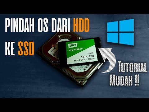 Cara Mudah Migrasi OS Ke SSD Tanpa Perlu Install Ulang!