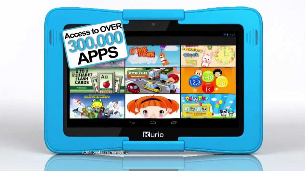 0ed8a6c20185 Kurio 7s -- The Ultimate Android Tablet for Families with Kids! (OFFICIAL  TV AD -- 30 SEC VERSION) - YouTube