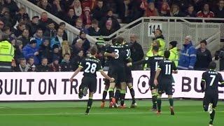 Video Gol Pertandingan Middlesbrough vs Chelsea