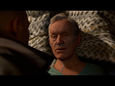 Detroit: Become Human - Markus Meets Carl on his Deathbed (All Endings)