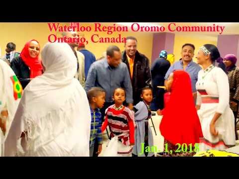 Waterloo Region Oromo Community Jan. 1,2018
