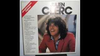 julien clerc enregistrements originaux volume 1 (vinyle) complet