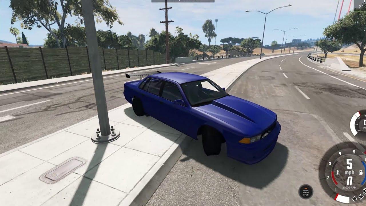 BeamNG.drive - Car Games Gameplay 40