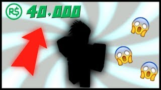 ROBLOX-MY NEW 40000 ROBUX AVATAR 😱