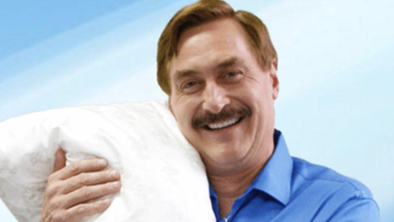 La Oscura Verdad Del Tipo Del Comercial De My Pillow