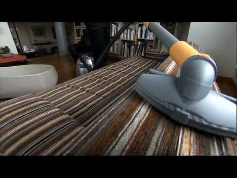 Pulizia Divani Vapore con Biocleaner - YouTube