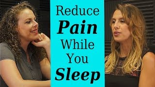 Are You Sleeping Wrong? Common Causes of Pain, Simple Tips for Better Sleep | Chandler Rose