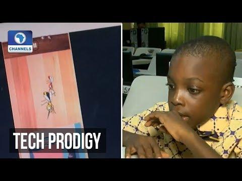 Is Basil Okpara Jnr Nigeria's Future Technology Star?