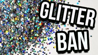 Scientists Want To BAN Glitter & Here's Why