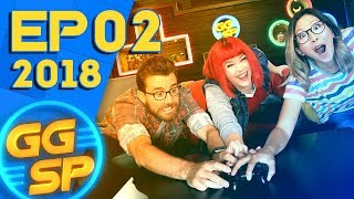 Fe, Celeste, And Rad Goes To Space! | Ep 2 | 2018