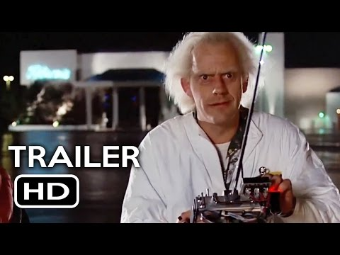 Back in Time Official Trailer #1 (2015) Back to the Future Documentary Movie HD