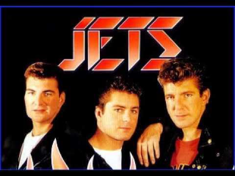 The Jets - Heartbreaker