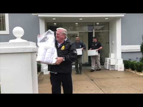 Officials raid Dongan Hills office of accused doctor