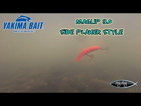 3.0 Maglip: Side Planer Action