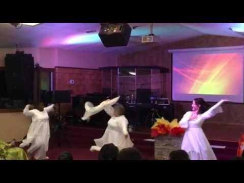 """""""This Altar"""" Psalmist Raine Ten Graduation"""