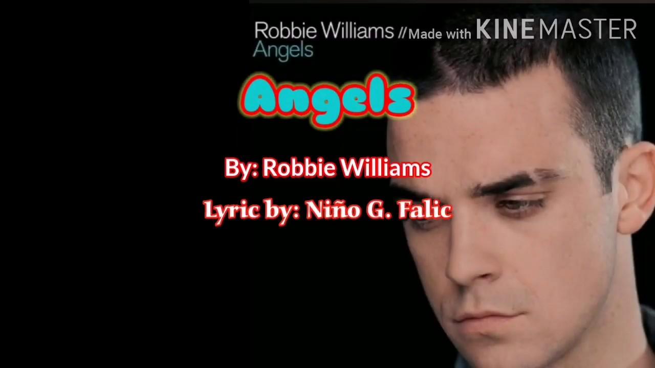 Angels by Robbie Williams w/ lyrics - YouTube