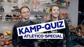 KAMP-QUIZ ATLÉTICO-SPECIAL: Ankersen vs Falk