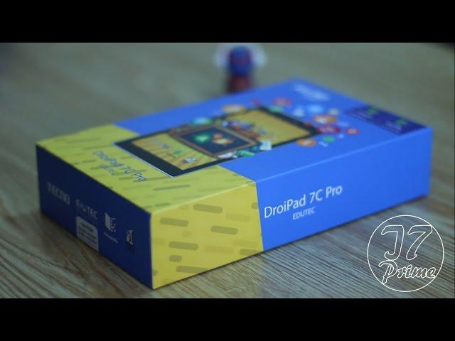 Tecno Droipad 7c Pro review   تابلت تكنو التعليمي للأطفال