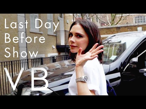 Victoria Beckham | The Making of AW19 - Episode 2
