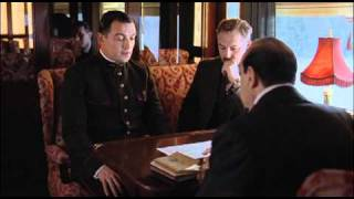Agatha Christie - Poirot - Assassinio sull'Orient Express - DVD Trailer