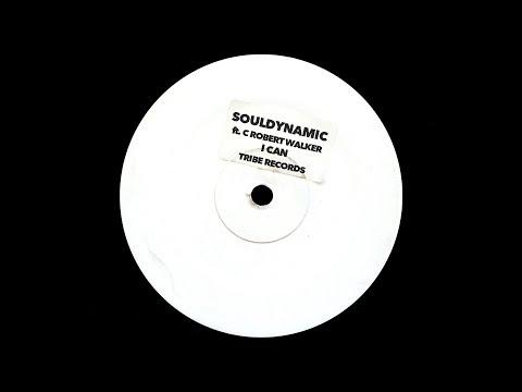 Souldynamic ft. C Robert Walker - I Can (Jihad Muhammad Rmx) House Afrika