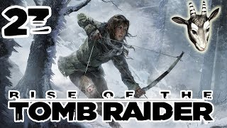 """#23 ● Die rote Mine ● """"Rise of the Tomb Raider"""" [BLIND]"""