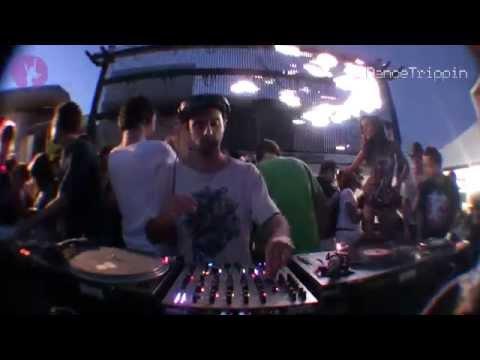 Ricardo Villalobos, Rhadoo, Petre Inspirescu & Raresh | DC-10 Ibiza DJ Set | DanceTrippin