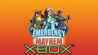 Emergency Mayhem | Unreleased Xbox Game