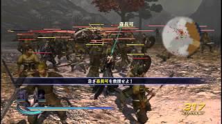Warriors Orochi 3 Ultimate - Xu Shu,Sterkenburg Cranach,Sophitia Ch...