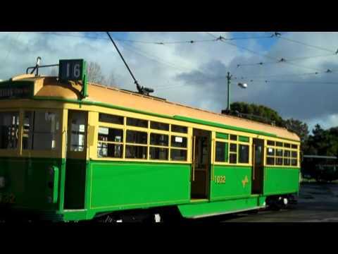 Motat Tram 1032