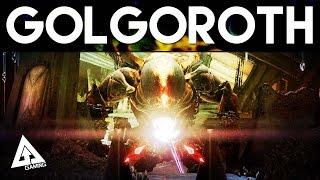 Destiny EASY Golgoroth Guide
