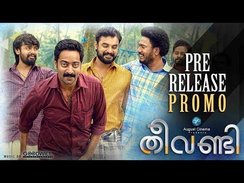 theevandi movie pre release promo august cinemas tovino thomas fellini tp samyuktha